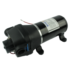 Air laut 17LPM pompa pompa diafragma 40 PSI · pompa air kafilah